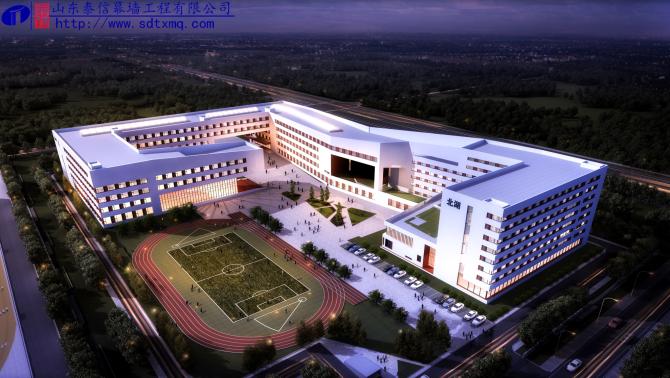 长春市十一高中北湖学校2